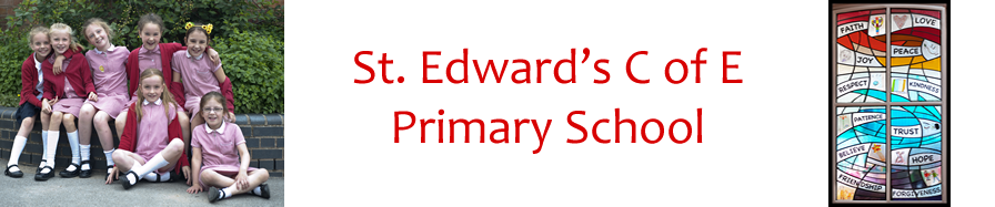 St Edwards C of E Primary School Logo